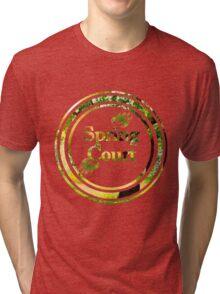 Spring Court Tri-blend T-Shirt