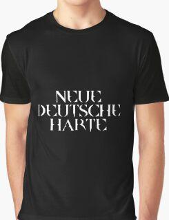 RAMMSTEIN/Megaherz/Emigrate/LINDEMANN - New German Hard Music Genre Graphic T-Shirt