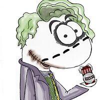 Joker sockpuppet by ~ Mikarru ~