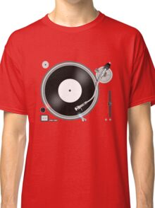 TURNTABLE Classic T-Shirt