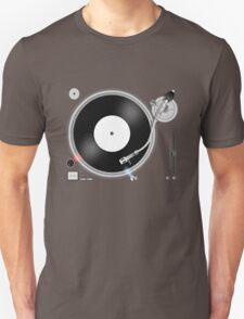 TURNTABLE Unisex T-Shirt