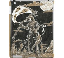 Death Of Planet RUST iPad Case/Skin