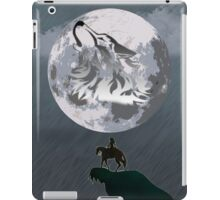 Wolf Link and Link Twilight Princess iPad Case/Skin