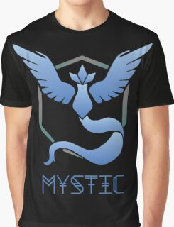 Team Mystic from Pokemon Go Graphic T-Shirt
