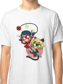 Ladybug and Chat Noir! Classic T-Shirt