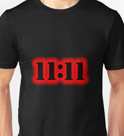 Angel Number 11:11 Unisex T-Shirt