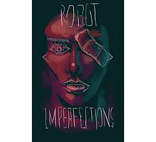Robot Imperfections Photographic Print