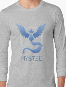 Team Mystic from Pokemon Go Long Sleeve T-Shirt