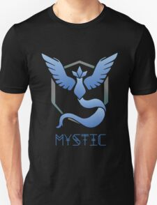 Team Mystic from Pokemon Go Unisex T-Shirt