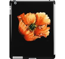 Poppy (Flower) iPad Case/Skin