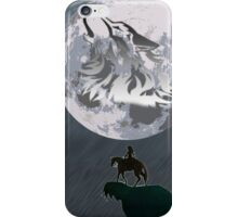 Wolf Link and Link Twilight Princess iPhone Case/Skin