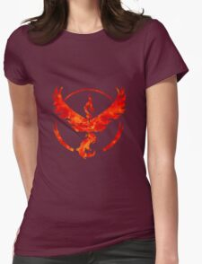 team red gear Womens Fitted T-Shirt