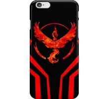 team red gear iPhone Case/Skin