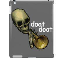 Doot Doot Mr. Skeltal iPad Case/Skin