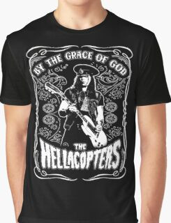 The Hellacopters (By the grace of god) Graphic T-Shirt