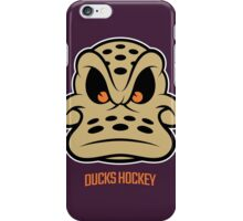 DUCKS HOCKEY iPhone Case/Skin