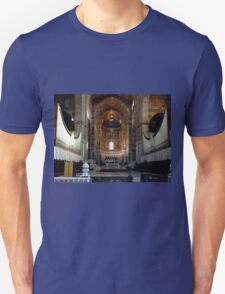 The Altar of Monreale Cathedral Unisex T-Shirt