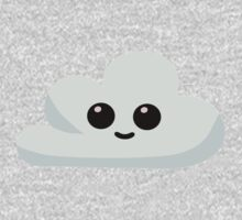 Happy Little Cloud Baby Tee