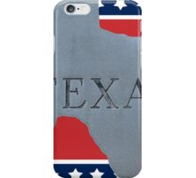 Welcome to the state of Texas iPhone Case/Skin
