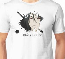 Black Butler Sebastian shirt Unisex T-Shirt