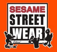 Sesame Street Wear Kids Clothes