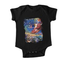 Space Harrier One Piece - Short Sleeve