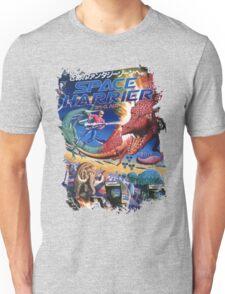 Space Harrier Unisex T-Shirt