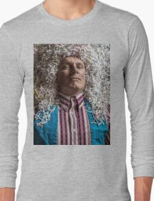 Paper Cut Long Sleeve T-Shirt
