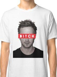 Jesse Pinkman - Bitch. Classic T-Shirt