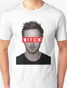 Jesse Pinkman - Bitch. Unisex T-Shirt