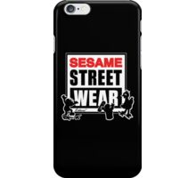 Sesame Street Wear iPhone Case/Skin