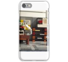 Nobody down here but the FBI's most unwanted! iPhone Case/Skin