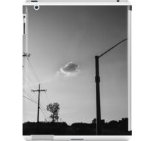 Lonely Cloud iPad Case/Skin