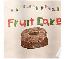 Fruit Cake Poster