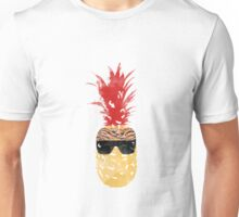 Red Pineapple Unisex T-Shirt