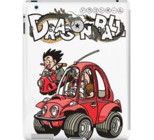 Dragon Ball 2  iPad Case/Skin