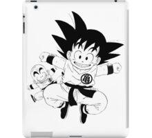 Dragon Ball 6 iPad Case/Skin