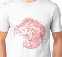Dragon Tattoo Style Unisex T-Shirt
