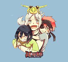 kanda, allen, and lavi anime adorable Unisex T-Shirt