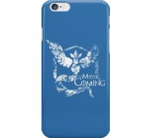 Team Mystic is Coming (GoT + PokeGO!) [Alt] iPhone Case/Skin