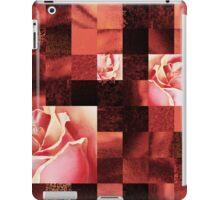 Hidden Roses Squared  iPad Case/Skin