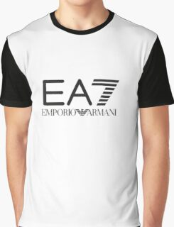 emporio armani ea7 logo Graphic T-Shirt