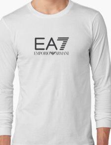 emporio armani ea7 logo Long Sleeve T-Shirt