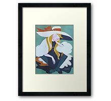 ALICE DREAMING Framed Print