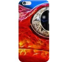 Red Frog iPhone Case/Skin