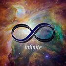 Infinity Symbol by creepyjoe