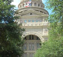 Texas Statehouse, Austin by FeliciaMarie722
