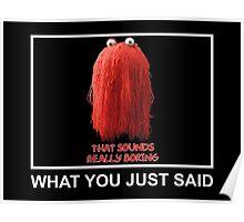 DHMIS - Boring Don't Hug Me I'm Scared 1 Poster