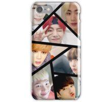 Selca Collage - BTS iPhone Case/Skin