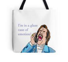 Glass case of emotion! Tote Bag